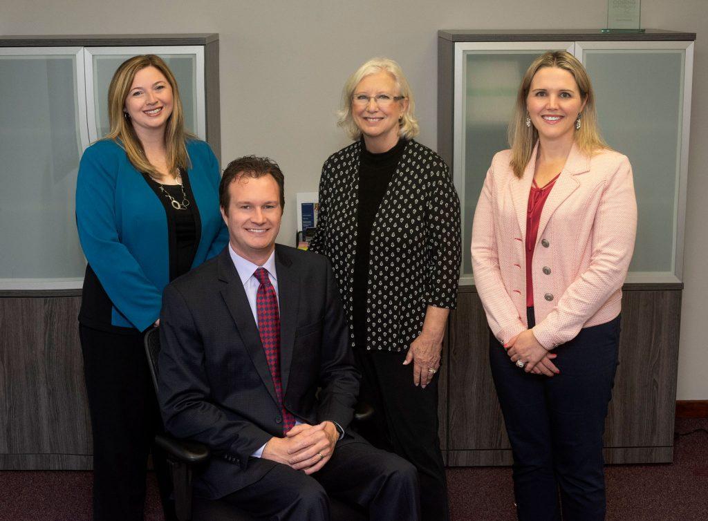 Shareholders Rosemary H. Buhl, Nancy L. Little, Katie Lynwood, and Raymond A. Harris.